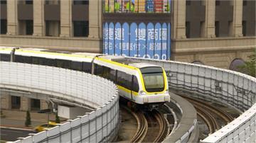 捷運環狀線試乘首日  大批民眾搶搭免費車
