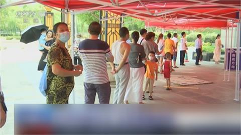 Delta變種入侵武漢  全城1200萬人核酸檢測