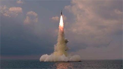 北朝鮮試射潛射彈道導彈 美中呼籲停止挑釁