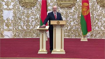 白俄總統盧卡申科秘密宣誓就職德國拒承認