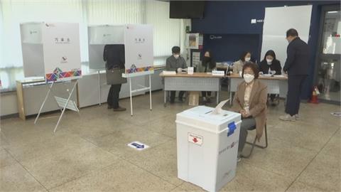 明年總統大選前哨戰!首爾、釜山市長補選 執政黨封關民調大幅落後