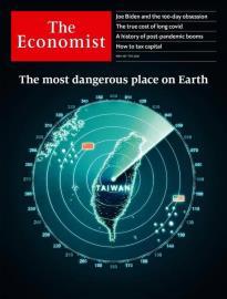 快新聞/《經濟學人》指「台灣是全球最危險的地方」 外交部:危險來自中國