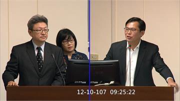 黃國昌揭大腸癌藥品遭壟斷 公平會立案調查東洋製藥