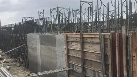 大雨釀禍? 工地地基塌坍 老闆被活埋