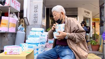 「買不到來找我拿!」刈包吉出沒發送3千包衛生紙