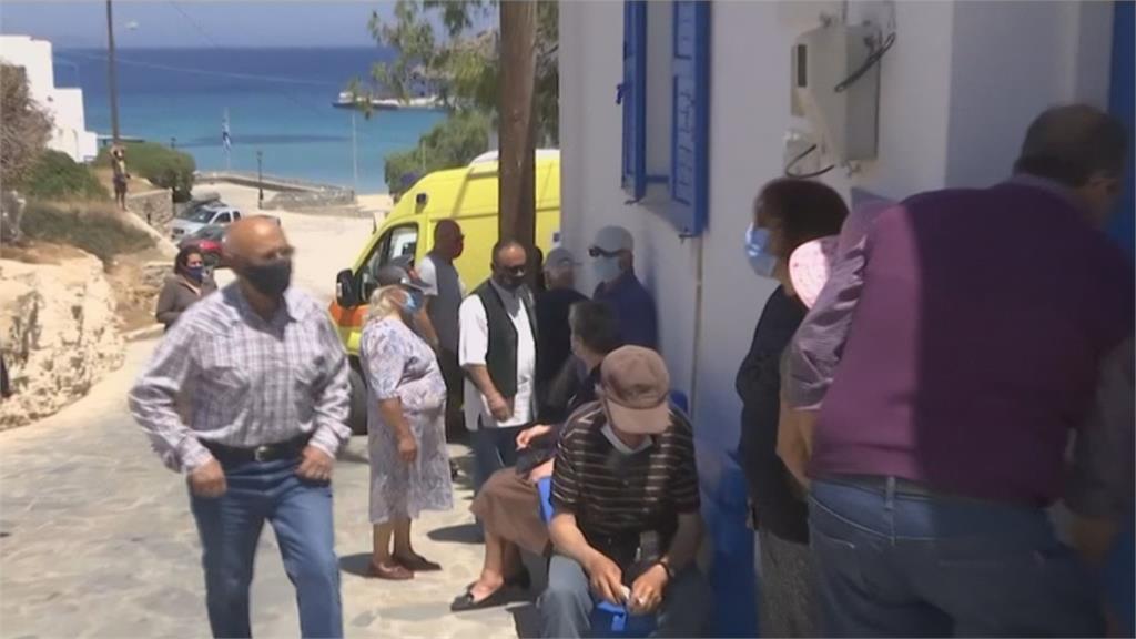 希臘鬆綁防疫措施!小島拚全員接種疫苗  6月重啟觀光大門