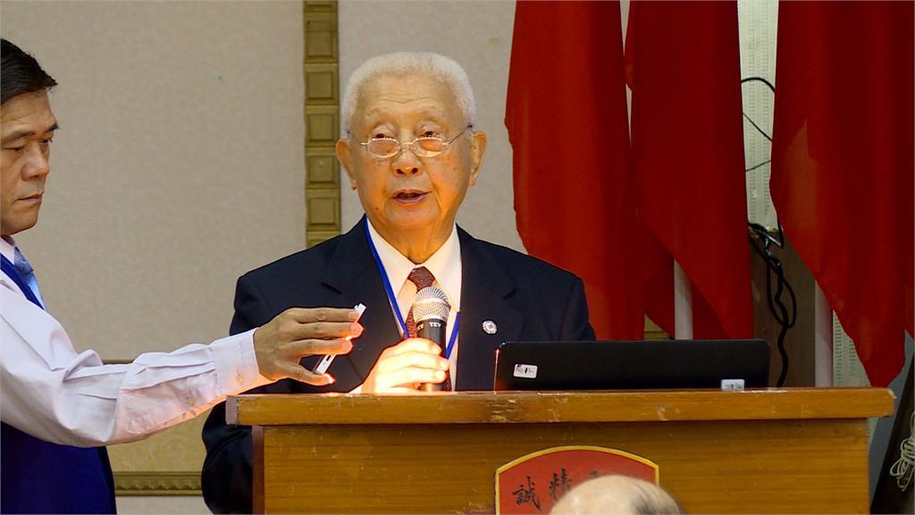 前陸軍總司令陳廷寵:我們是中國人驕傲的象徵