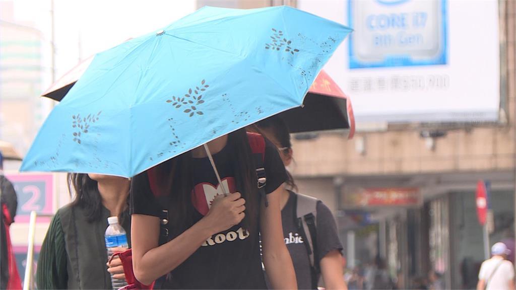 快新聞/全台11縣市豪大雨特報 中南部嚴防雷擊、強陣風