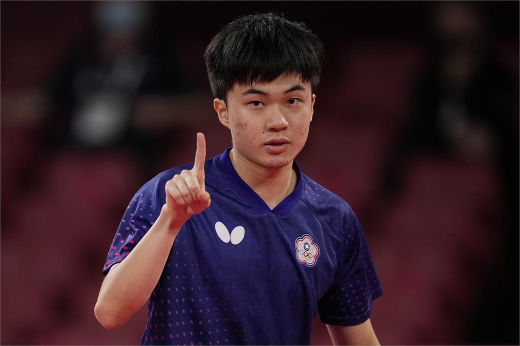 東奧/奧運單打進4強 林昀儒世界排名前進1名「升至全球第5」