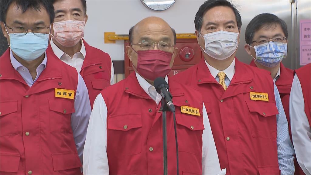 快新聞/中國禁台灣蓮霧、釋迦 蘇貞昌:擬在WTO提爭端解決控訴