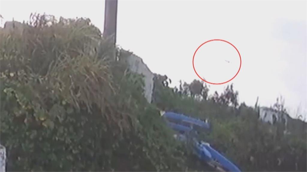 奮力穩定機身避傷亡  F-5E墜毀前畫面曝光!高教機生產無延宕 空軍駁戰機老舊釀禍