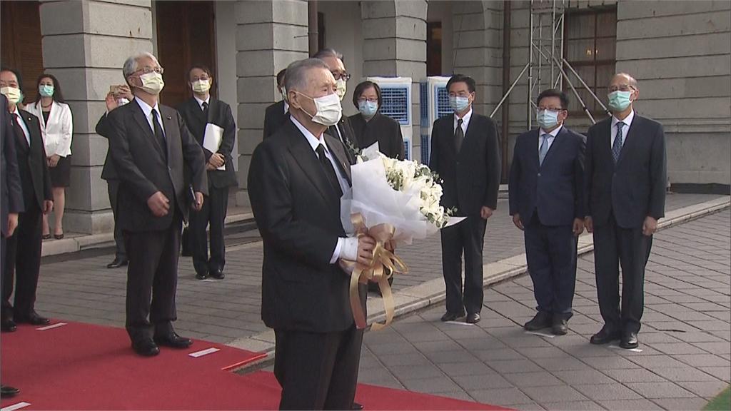 快新聞/森喜朗率團弔唁李登輝 外交部致謝:印證台日間的堅實友情