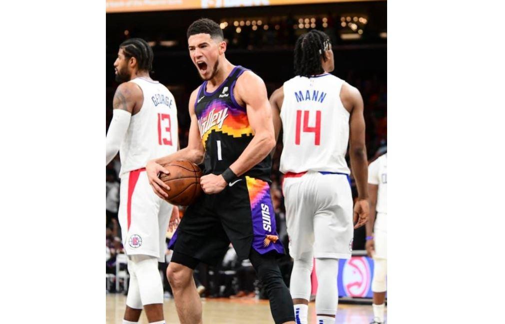 <em>NBA</em>/布克40分大三元 太陽擊沉快艇奪西區決賽首勝