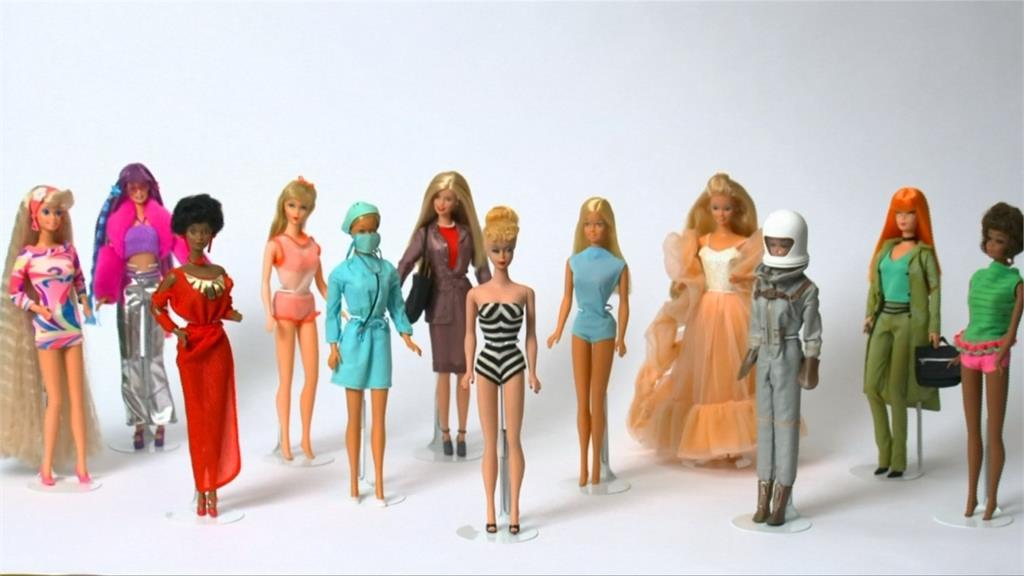 芭比娃娃60歲了!美泰兒推出新款「亞拉娃娃」