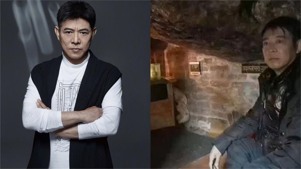 57歲李連杰憔悴容貌曝光!89億家產全給愛妻