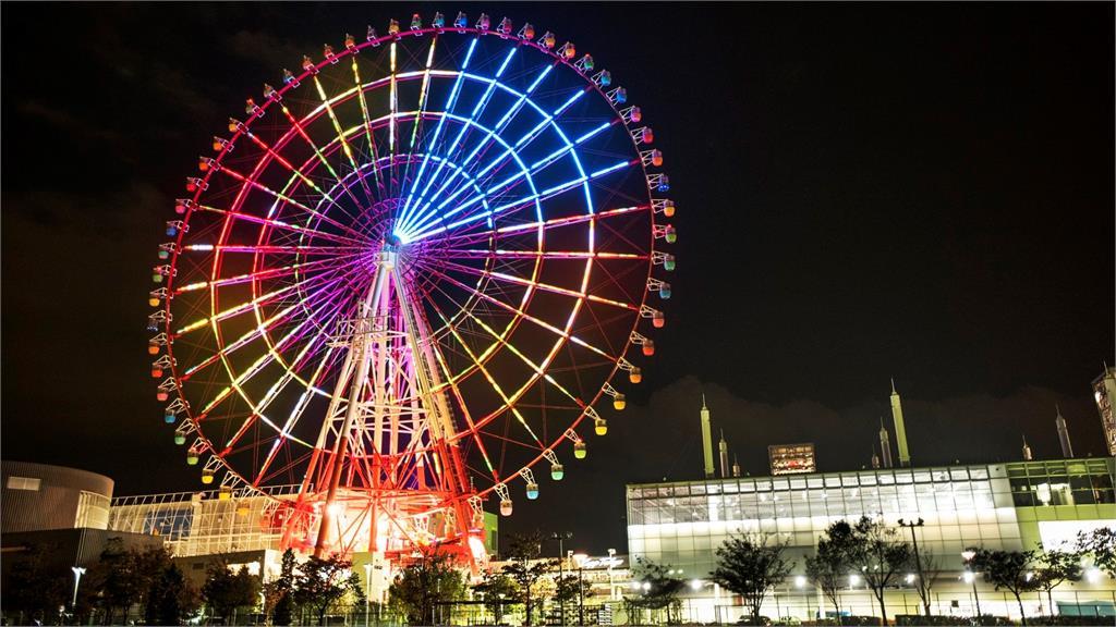 東京台場「摩天輪」12月全面熄燈 台網崩潰…時代的眼淚回不去了