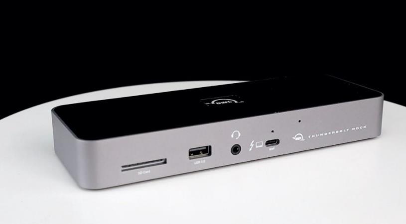 3C/USB4、TB4 時代來臨,外接設備到位,OWC Thunderbolt 4 Dock 評測