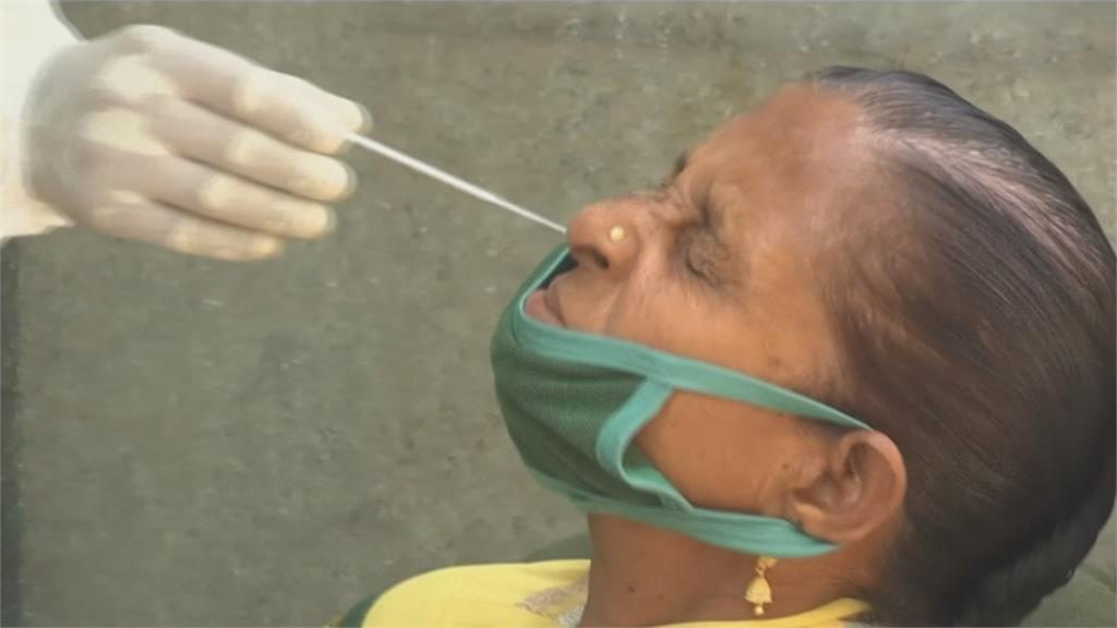 印度武肺確診突破600萬 光9月就增加200萬病例