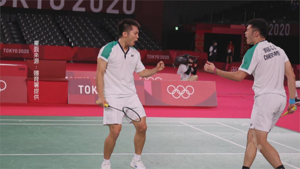 興奮到模糊!「麟洋配」拍出金牌 前奧運總教練分析致勝關鍵