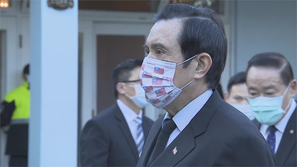 快新聞/克拉芙特訪台臨時喊卡 馬英九:我不意外