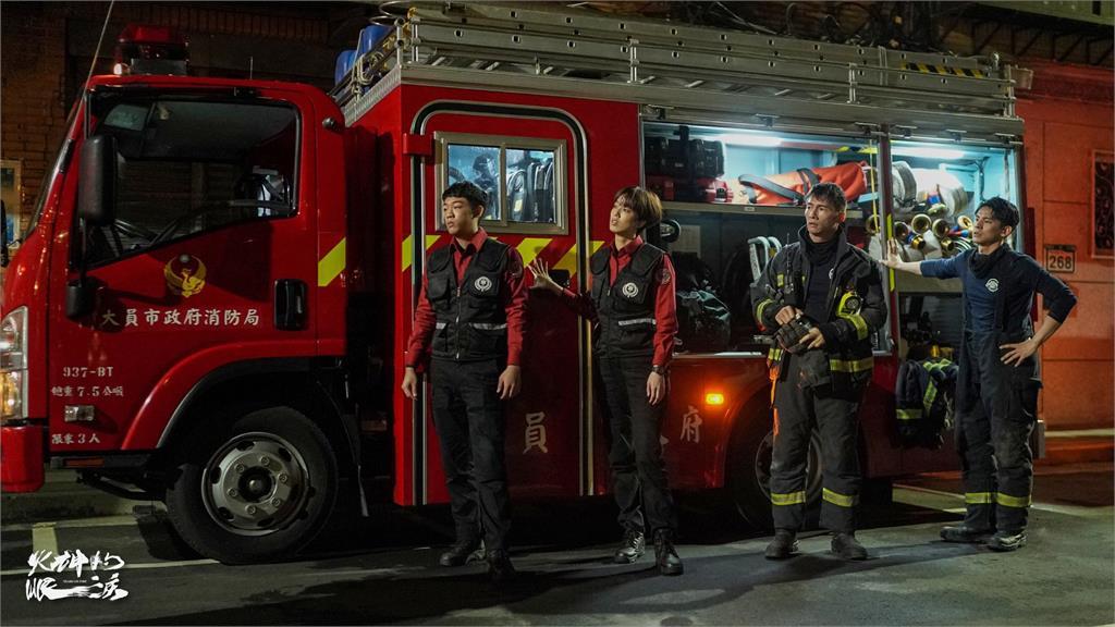 「火神的眼淚」夯 消防員看一半出勤:有臨場感