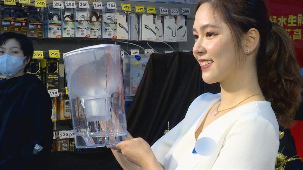 德國淨水器品牌 攜手台灣財神廟推年節組合