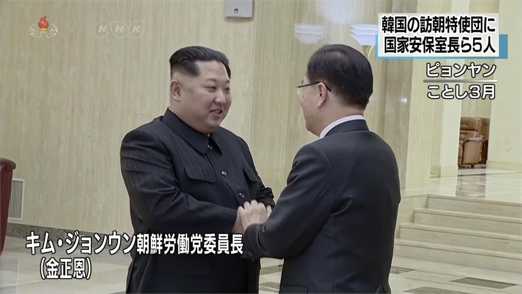 第3次金文會九月將登場 5特使赴北朝鮮討論細節