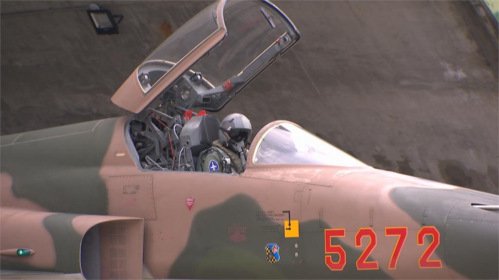 又一名飛官犧牲! F-5E該不該飛?檢討聲湧現