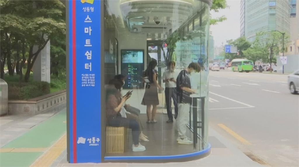 南韓再爆百人確診 當局推出防疫巴士站