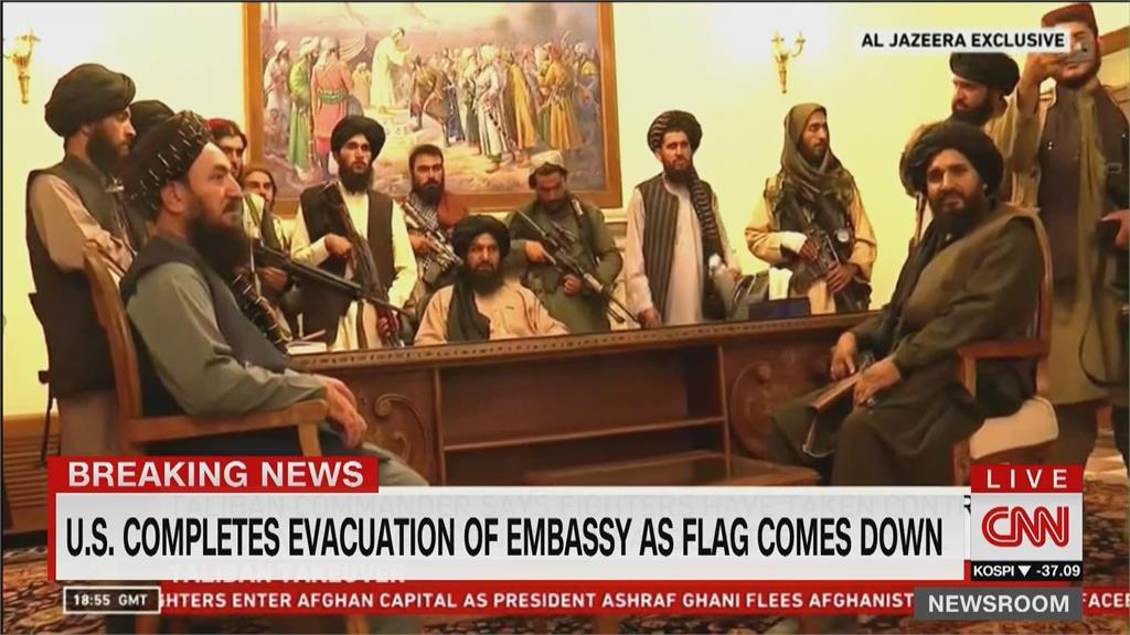 所有男人都要像塔利班?阿富汗頒「新禁令」不准理髮師替顧客剃鬍