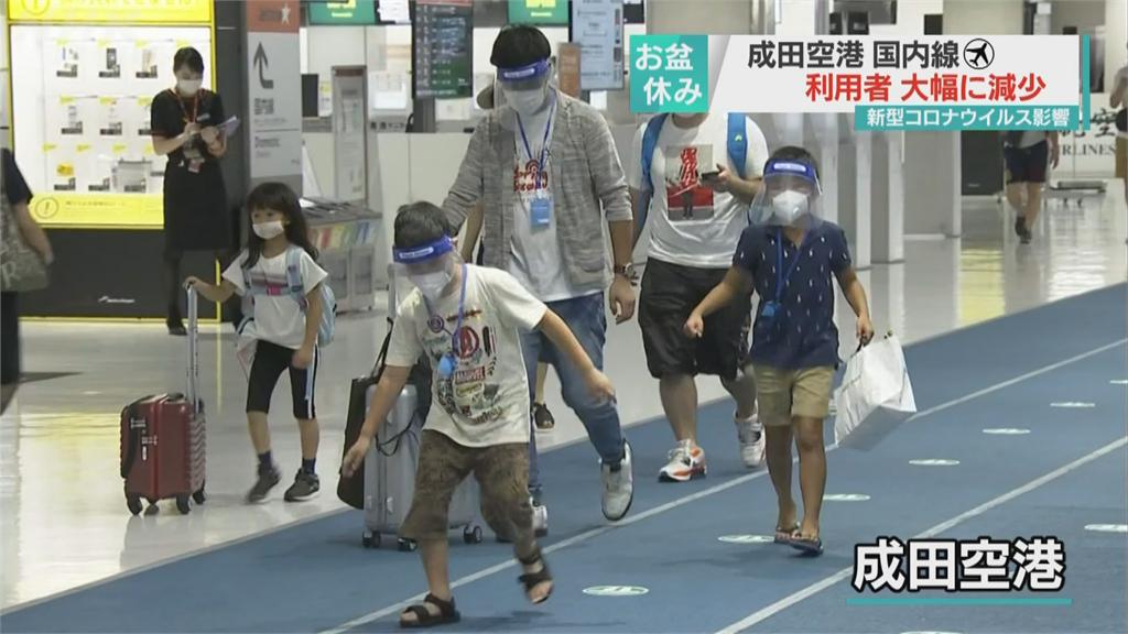 日本單日新增1568例確診 各地知事呼籲民眾謹慎思考是否返鄉