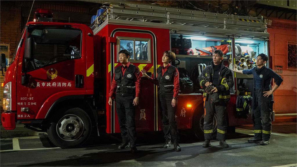 《火神的眼淚》林柏宏被爆欺負菜鳥消防員 謝章穎社群哭喊求放過