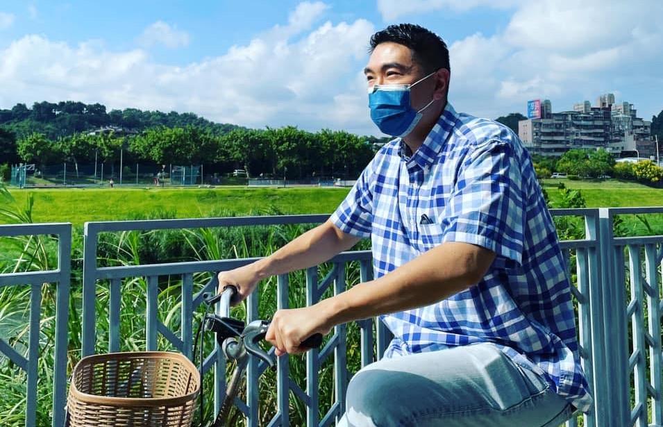快新聞/2022選戰起跑 前立委謝國樑宣布參選基隆市長