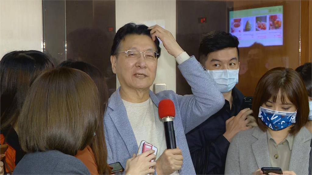 快新聞/國民黨遭疑「反核廢水卻挺核四」 趙少康反嗆:民進黨挺核廢水又反核四嗎?