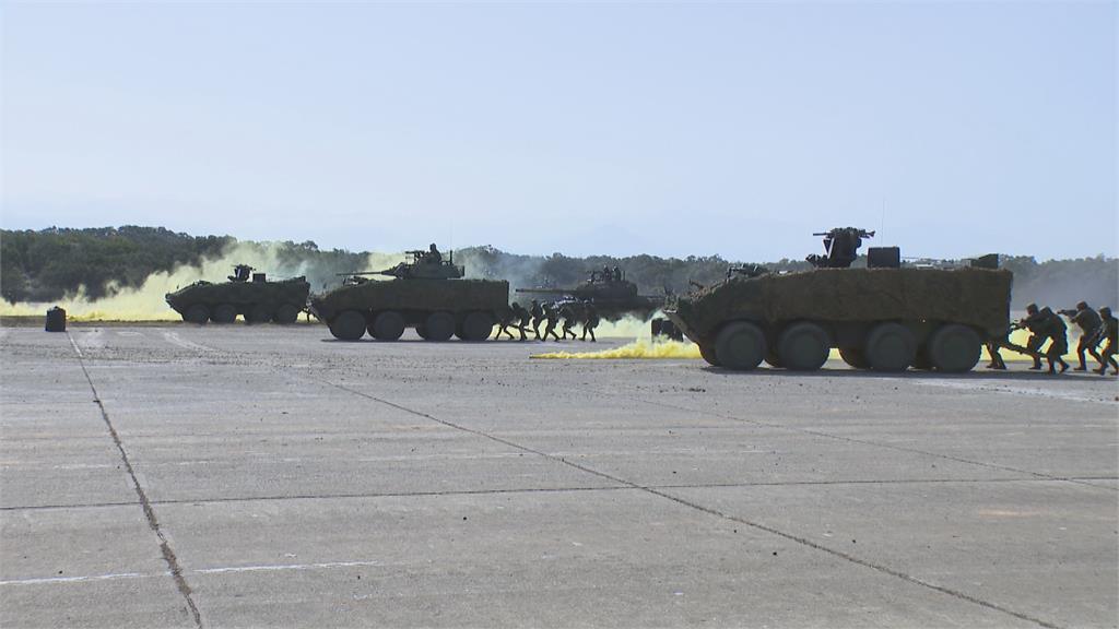 防官兵群聚漢光演習延期 空軍6人確診 國防部:該隔離就隔離