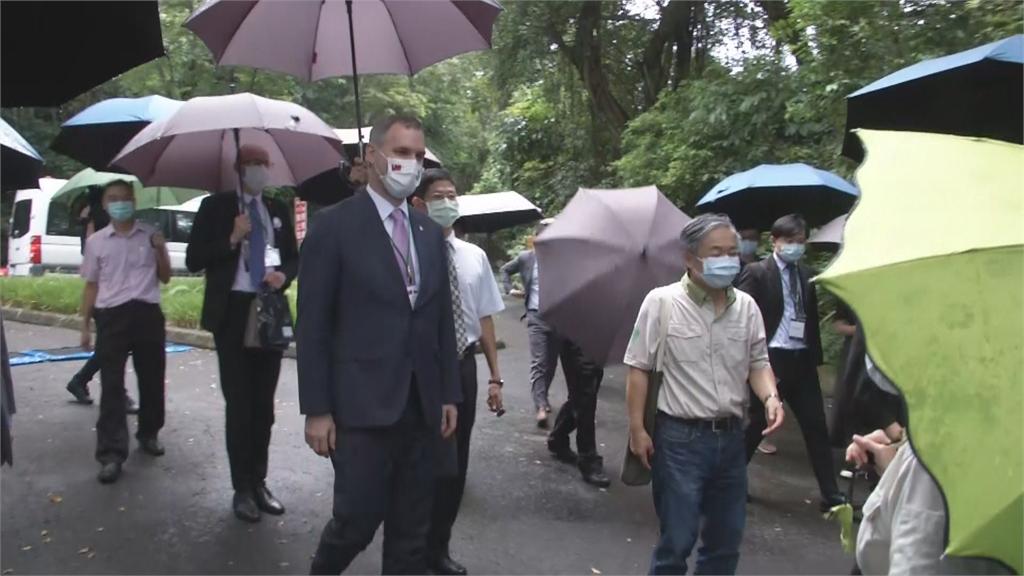 布拉格市長訪台遭中國威脅!賀吉普嗆:上回威脅過什麼都沒發生