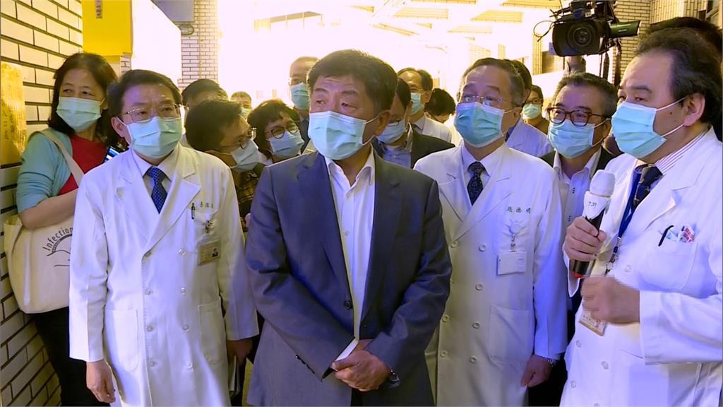 加強醫院感染管控!陳時中:落實「分流分艙」