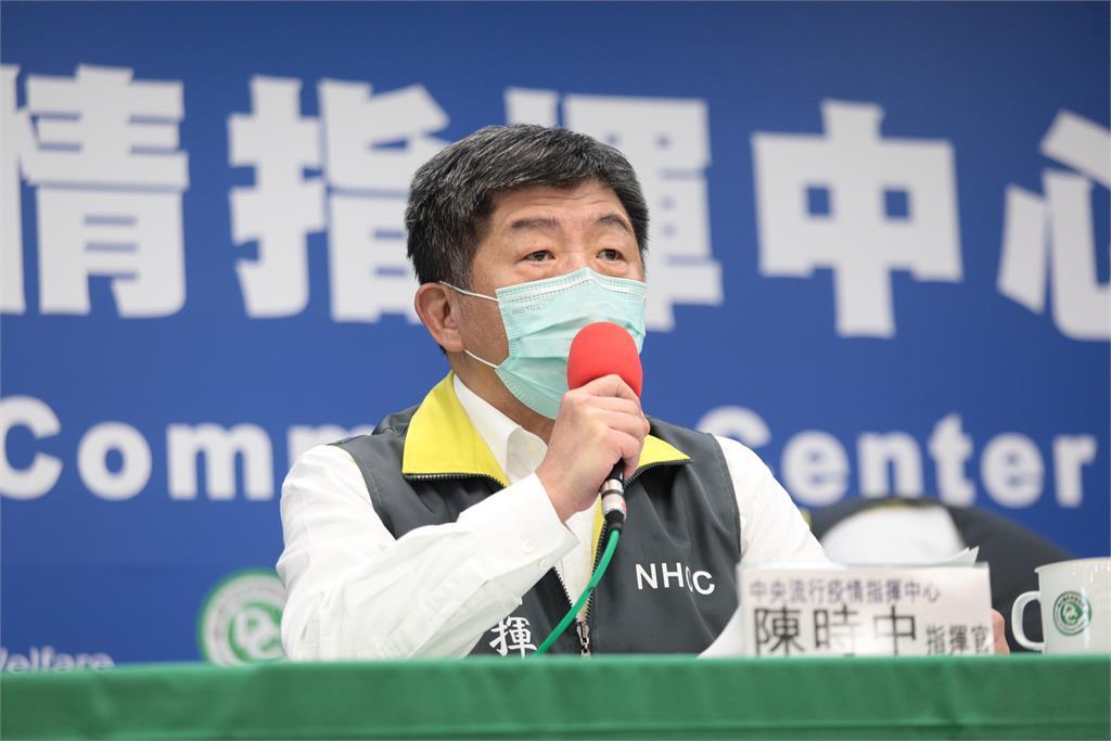 快新聞/石崇良指防疫破口是萬華惹議 陳時中致歉:敵人是病毒「不是要獵巫」