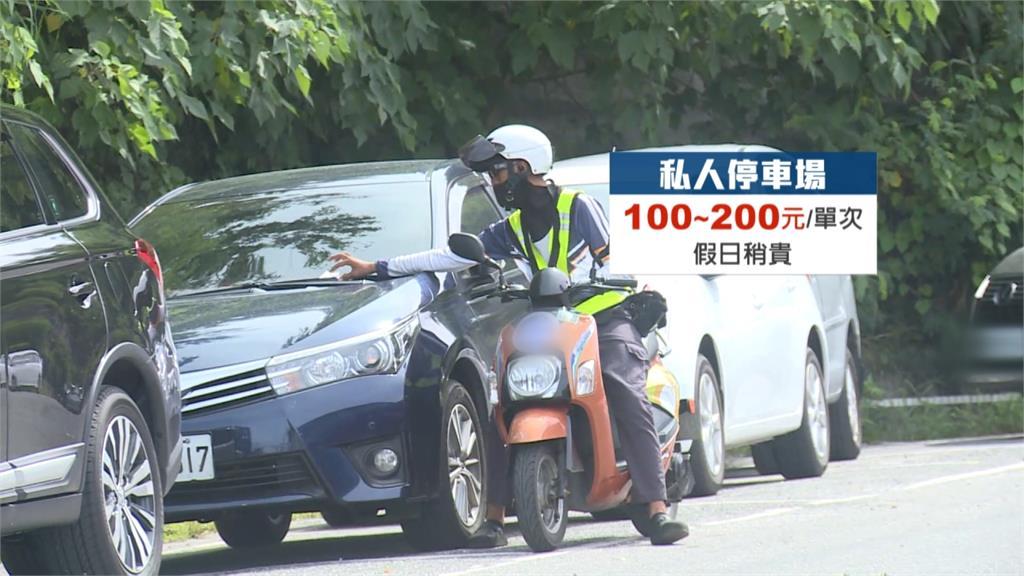 停車格供不應求 不肖業者喊單次400