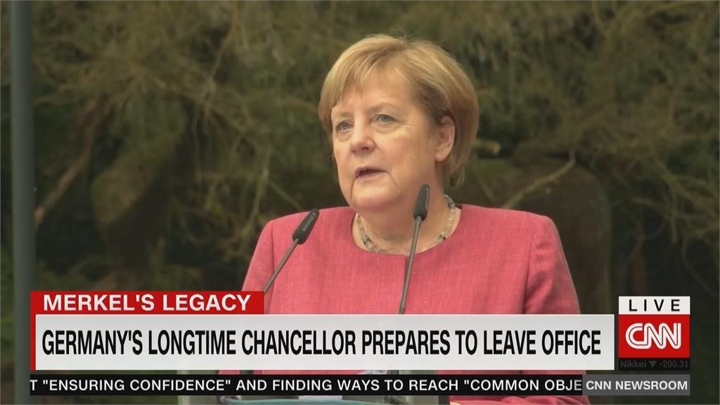 德國大選周日登場 16年總理梅克爾將卸任