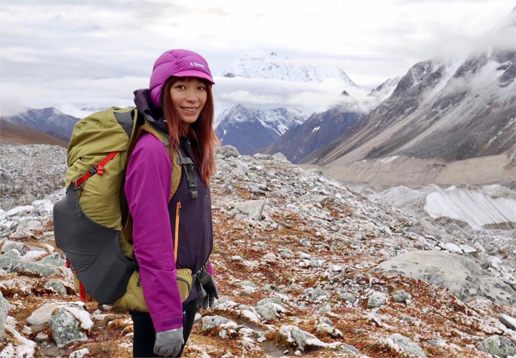 《Go Go Taiwan》段慧琳赴尼泊爾挑戰 5000米高山!  行前保高額險、日記留遺言