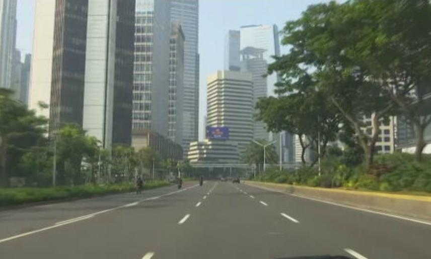 印尼武肺死亡人數暴增 首都雅加達祭嚴格禁令