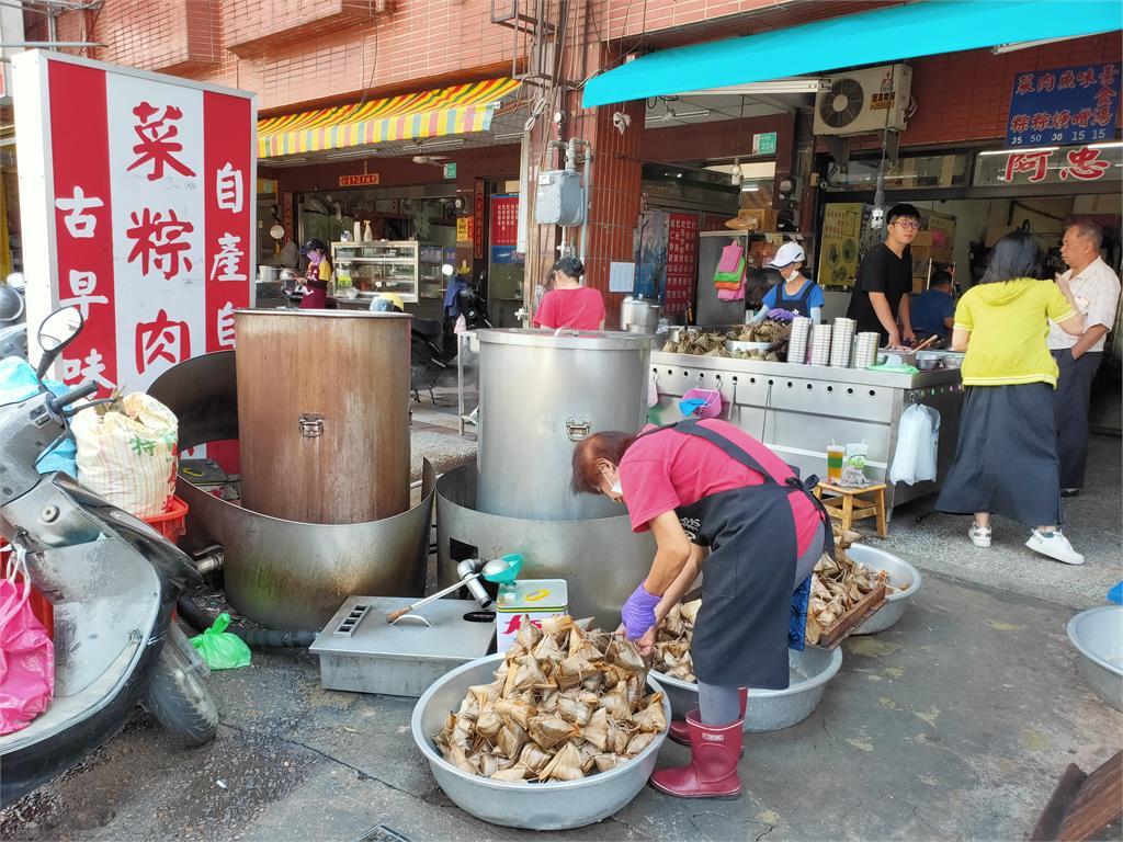 快新聞/今年市售粽子21%漲價 台南粽多數沒漲