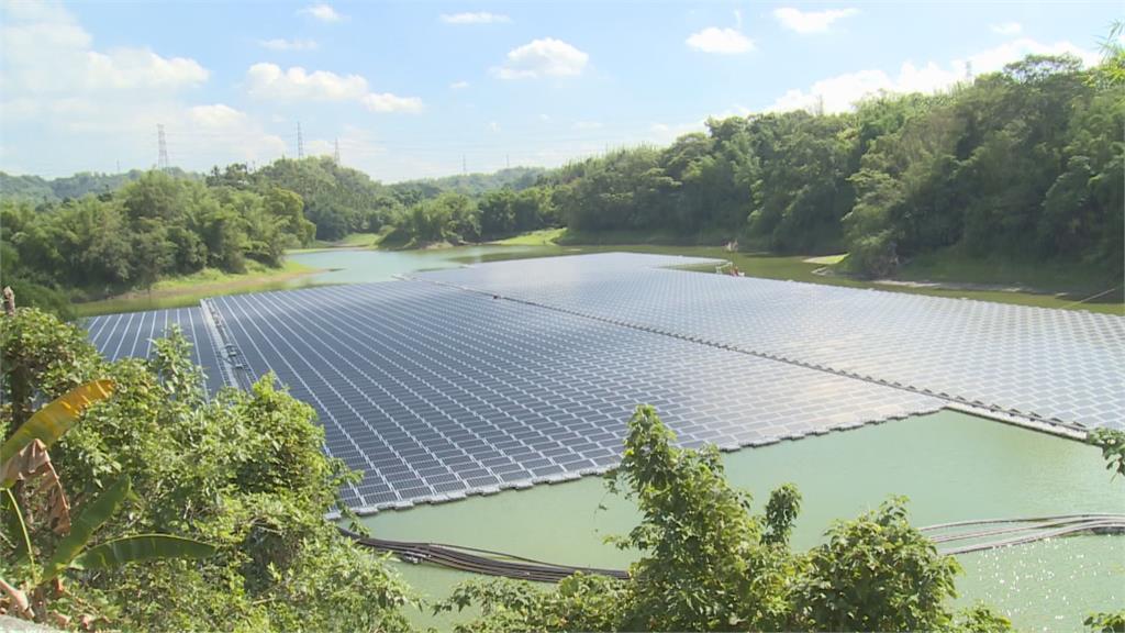 綠能新趨勢!教授促推太陽能專區