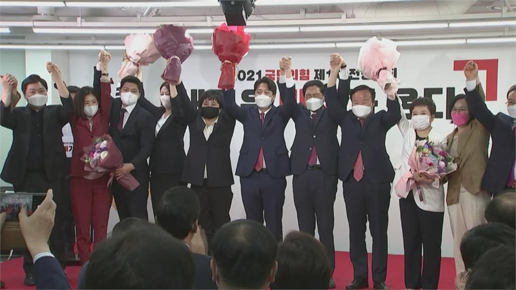 南韓最大在野黨新黨魁 年僅36歲破歷史紀錄