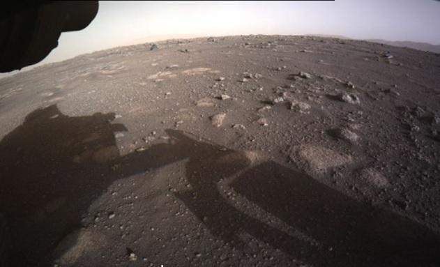 快新聞/快戴耳機!來自「火星的聲音」 NASA公布18秒毅力號錄音檔