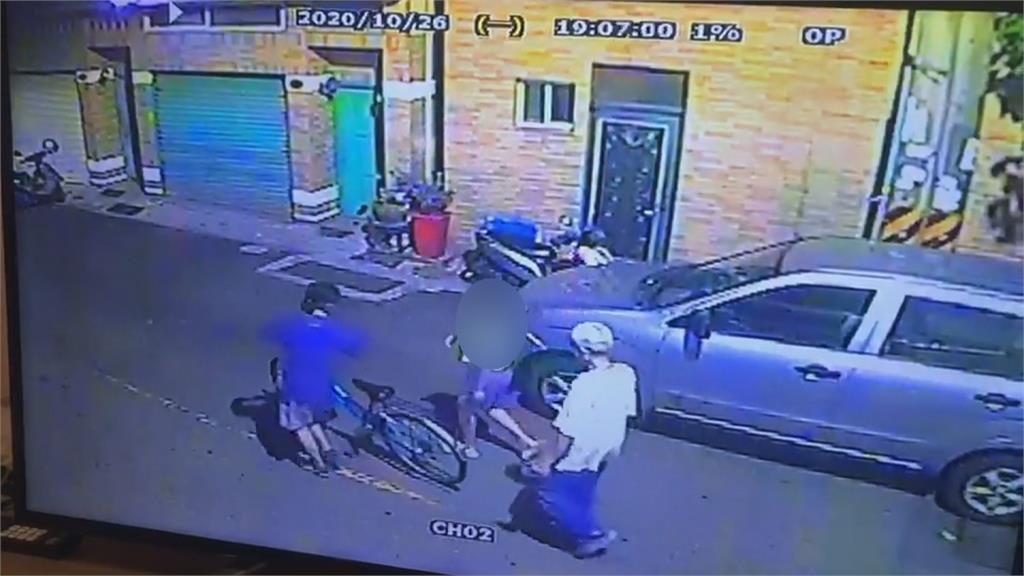國中生玩火燒傷男童 男童父:他痛到在地上打滾