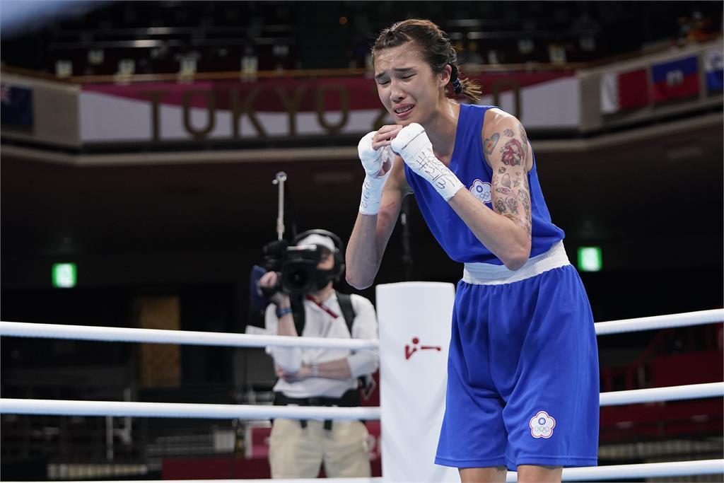 東奧/拳擊女將黃筱雯擊潰塞爾維亞!成功挺進4強戰至少銅牌入袋
