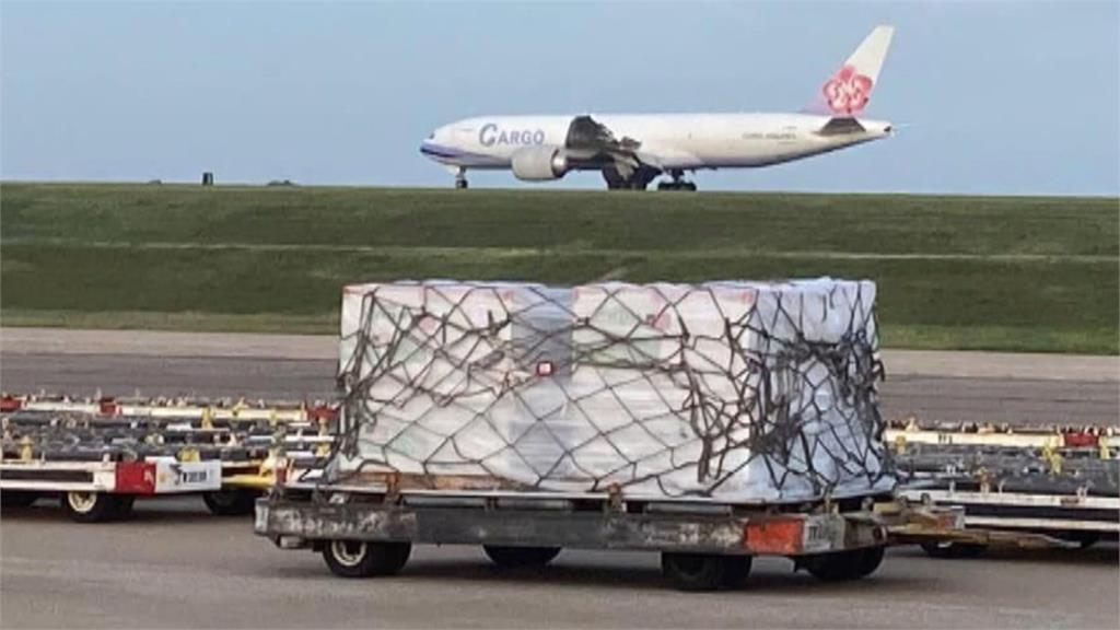 莫德納來了!美國加碼至250萬劑 蕭美琴親送機