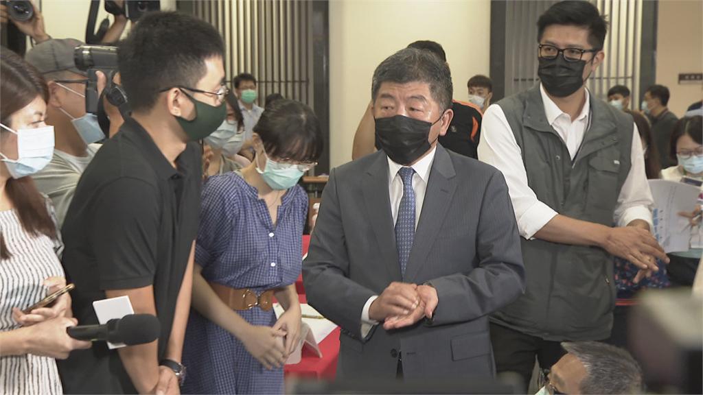 中國罩混MIT、美豬進口爭議多  陳時中接受民視《辣新聞》專訪親自釋疑